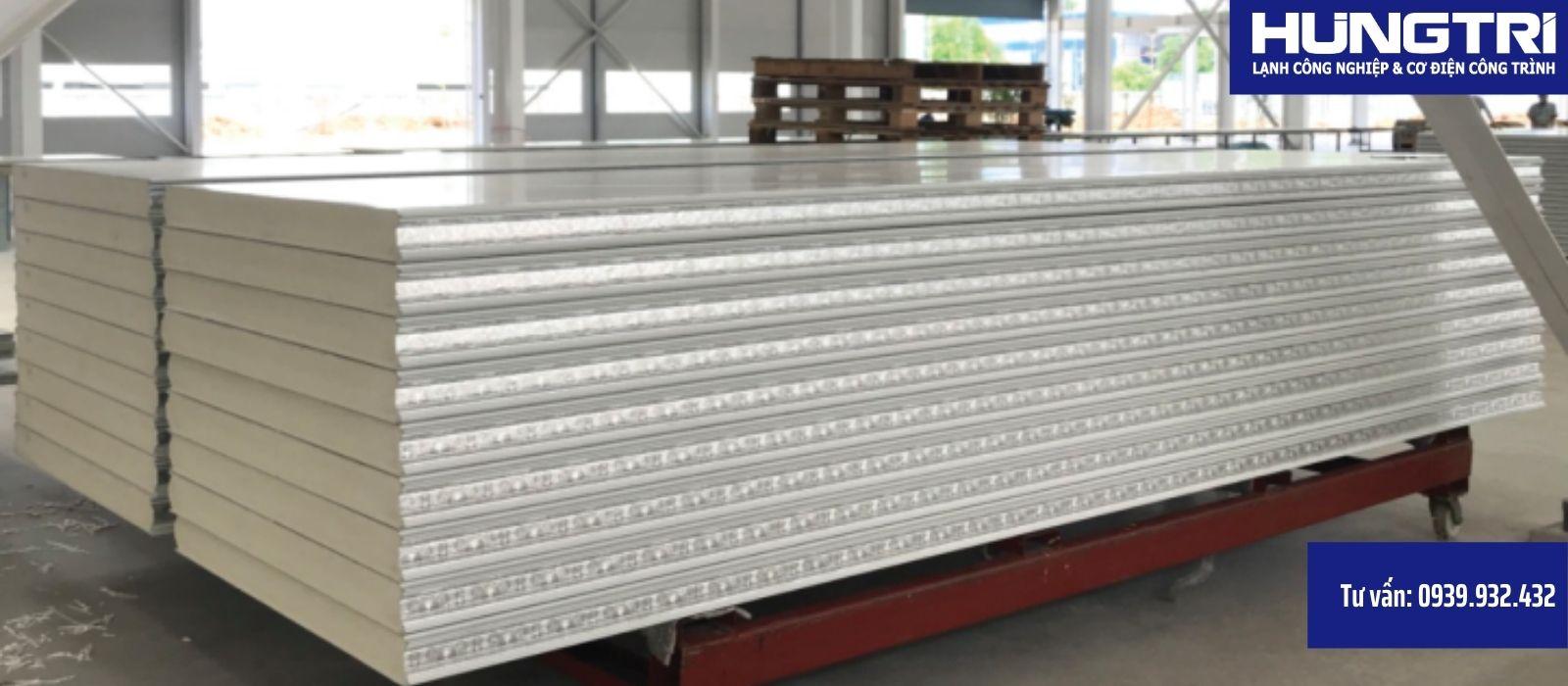 Panel Pu dày 125mm