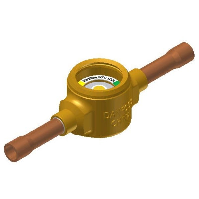 Kính xem gas Danfoss phi 6 mm