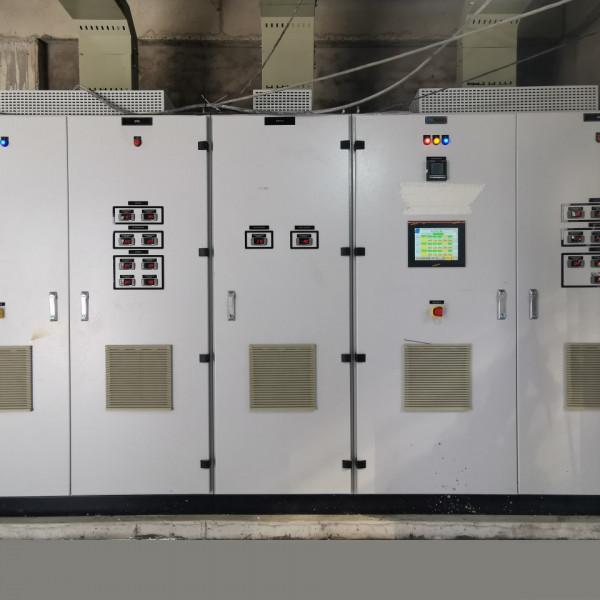 tủ điện điều khiển nhiệt độ kho lạnh